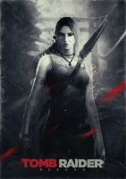 TOMB RAIDER REBORN entry 2 by CGSoufiane