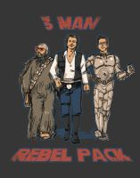 3 MAN REBEL PACK by jasinmartin