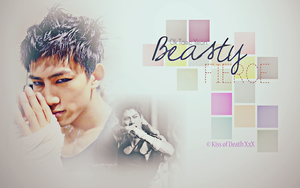 "Taec Yeon ""Beasty"" by KissOfDeathXxX"