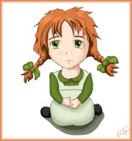 Anne Shirley by Belldandy1