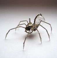 Mechanical Spider No 48 (I) by AMechanicalMind