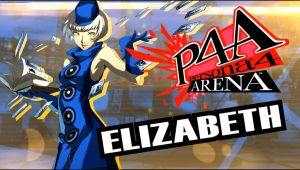 Elizabeth from Persona 4 Arena by TimothyB25