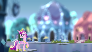 Princess Cadence Wallpaper by Sairoch