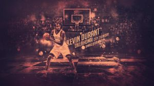 Kevin Durant Wallpaper ft Alp Graphic by EsegaGraphic