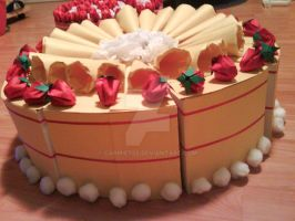 Bottom Slice of the cake Pic.2 by carmietee
