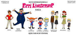 Pippi Longstocking Lineup 01A by ryuuseipro