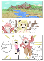 A strange kingdom P.1 colour by APH-Koneko