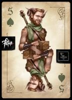 ToT Card Game MINSTREL by FranciscoETCHART
