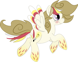 Rainbow Power Tumble Wonder by CraftyAllie
