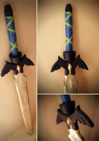 Master Sword by Fullmoon02