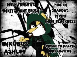 Ashley's Inkubus Form by AshleyWolf259