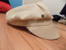 Favorite Hat from another angle by PioneeringAuthor
