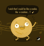 LIKE A COOKIE!! by Adrianuzcas