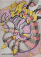 Re: Giratina by CyNicaL-sINguLarIty