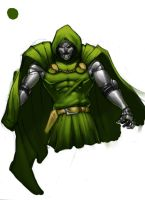 Doctor Victor Von Doom by kidro198