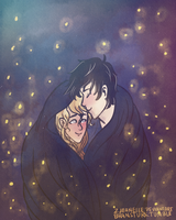 Life in technicolor II (percabeth) by zjeanelle