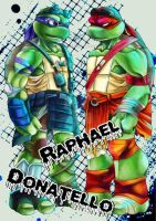 TMNT Movie by cathy0720