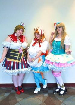 Love Live Fairy Tale Printemps by MissMina2