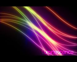 Luminescence Wallpaper by hakur0