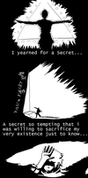 Bill Cipher - The responsibility I hold by TNLEgraphics