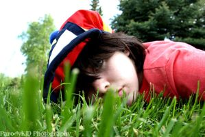 Relax in the grass by parodykids