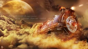 All Aboard by softart03