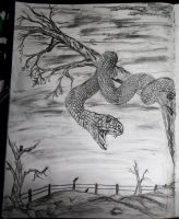 Snake by 666mephistopheles
