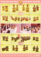 MUFFIN LOVERS + CHESS LOVERS by AllendisI