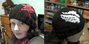 Mass Effect Paragon/ Renegade Toque by Trikucian