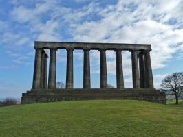 Calton Hill by Sonia-Rebelo