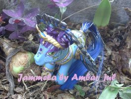 my little pony Jammela by AmbarJulieta
