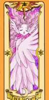Clow Card The Voice by inuebony