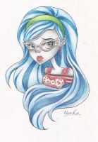 Monster High Thing by Haruhi2034
