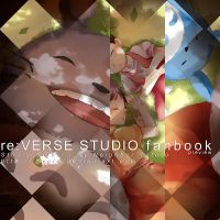 re:VERSE - Studio Ghibli Fanbook Preview by Illycia
