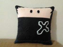 Handmade Avenged Sevenfold Synyster Gates Pillow by RbitencourtUSA