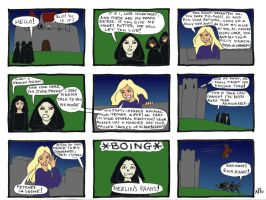 Harry Potter Comic 3 by Mar17swgirl