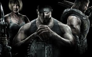 Gears Of War 3 by MeGustaDeviantart