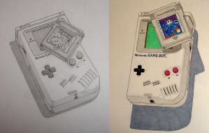 Gameboy by MLBOA