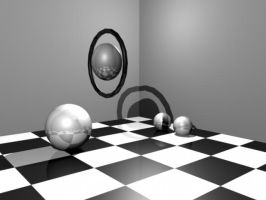 Marbles 3D 3 by AnimeGal2010