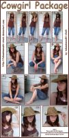 Cowgirl Package by takuminanashi-stock