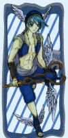 Hermes by lordaphaius28