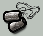Asphyx DogTags 2005 by bluelance
