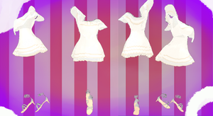 MMD Outfit 48 by MMD3DCGParts