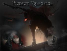 Vincent Valentine by DarkRaven44