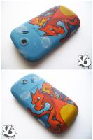 Phone Case: First Firestarter by Viagraphics