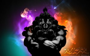 Ultimate Akuma - Wallpaper by RakuX