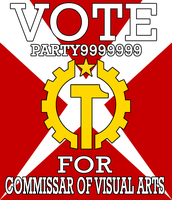 Vote Party9999999 by Party9999999
