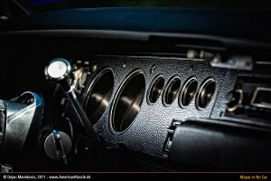 Superbird Dashboard by AmericanMuscle