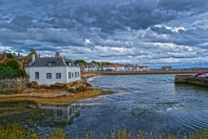 Anstruther, Scotland by fatgordon0