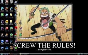 Zoro Motivational by PrincessLicorice